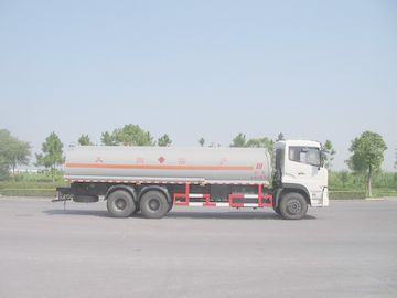 Chiny 31 Ton 6x4 Dongfeng Carbon Steel Oil Truck Zbiornik na paliwo dostawy Transportu dostawca