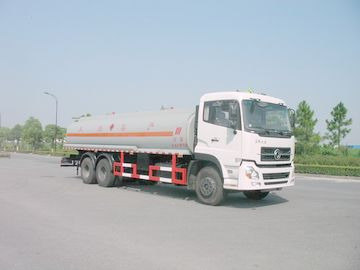 Chiny Dongfeng 6x4 245HP 4887 US Oil Tanker Galon Truck 18500L, ISO9001 dystrybutor
