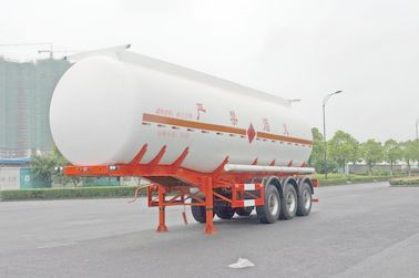 Chiny 28600L Petroleum / Gasoline / Oil Tank Trailer dystrybutor